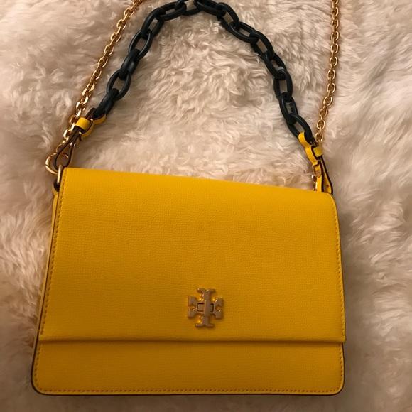 dc8cf133379 Tory Burch Bags   Kira Convertible Shoulder Bag   Poshmark